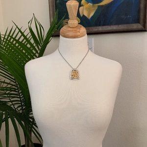 NWT reversal Brighton necklace. Stunning